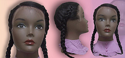 kids prosthesis wigs