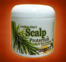 Louticia Grier Scalp Base Protection