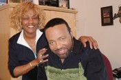Andrae  Crouch & Louticia