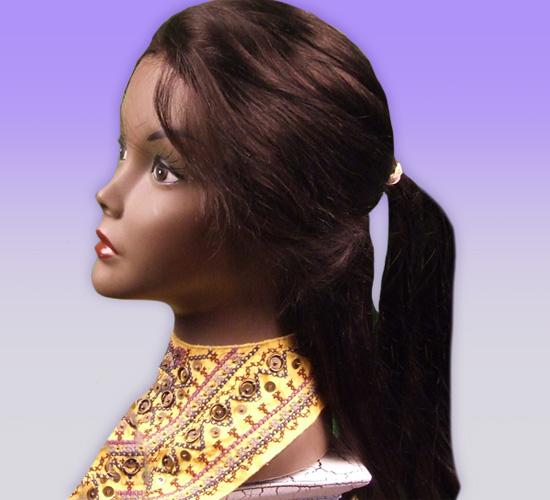 Children's Human Hair Wigs