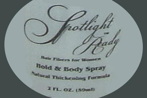 Press Releases - Spotlight Ready Hair Fibers