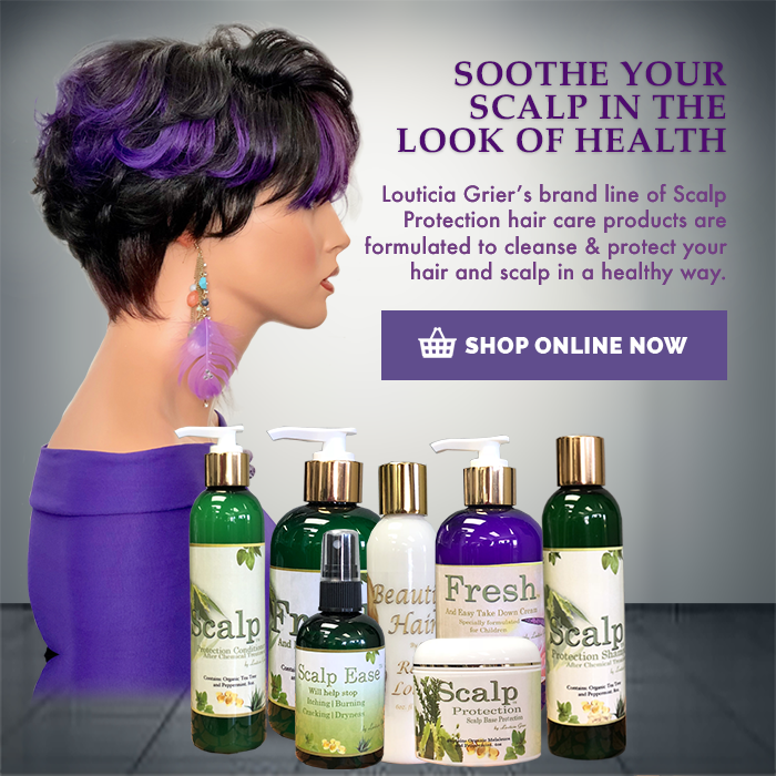 Scalp Protection Hair Products