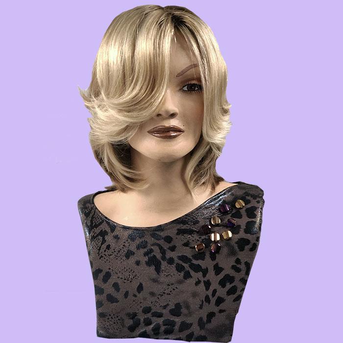 Blonde Custom Hair System